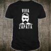 Viva Emiliano Zapata Mexican Revolution Hero Shirt