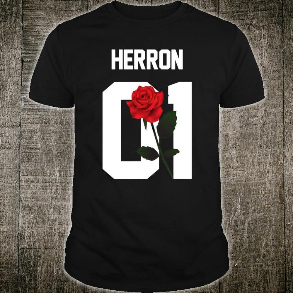 We Don't Red Rose Zach Herron 01 Shirt