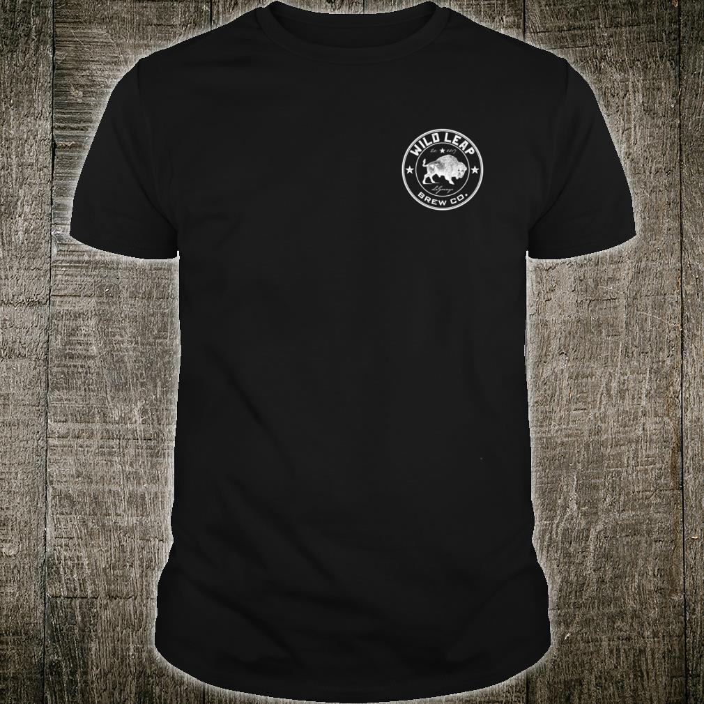 Wild Leap Brew Co. American Brewery & Craft Beer Shirt