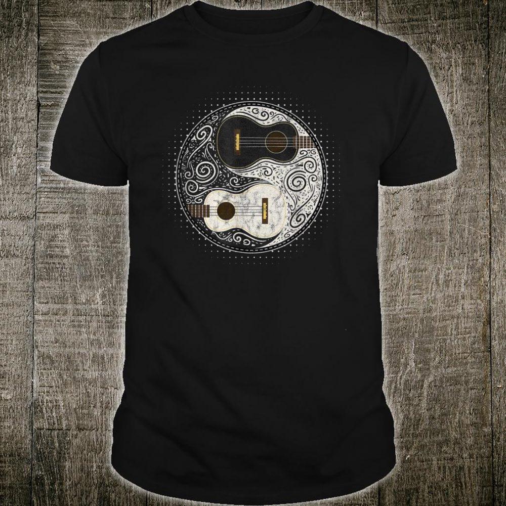 Ying Yang Guitar Shirt