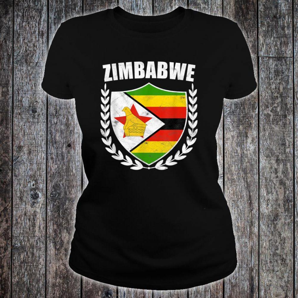 Zimbabwe Shirt ladies tee