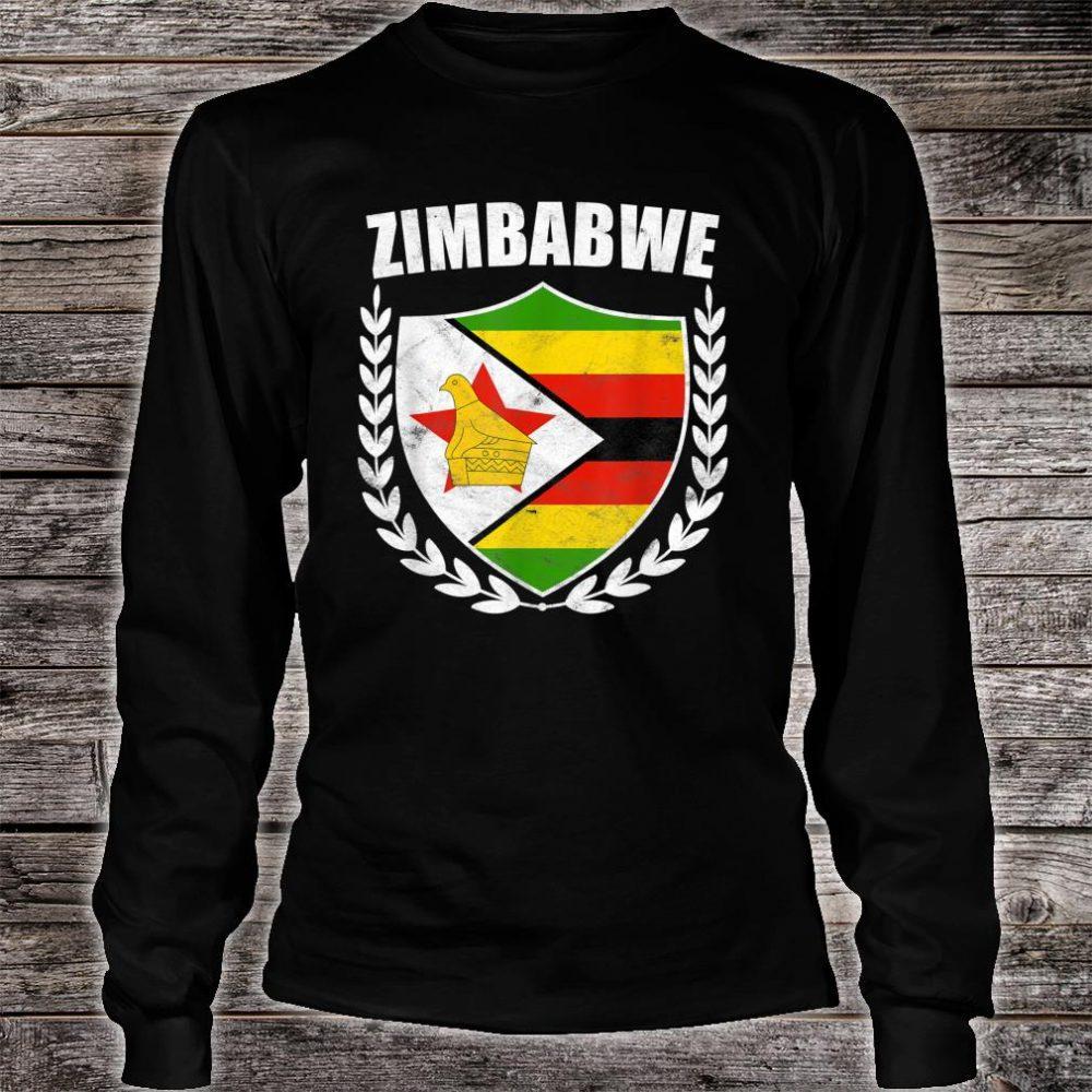 Zimbabwe Shirt long sleeved