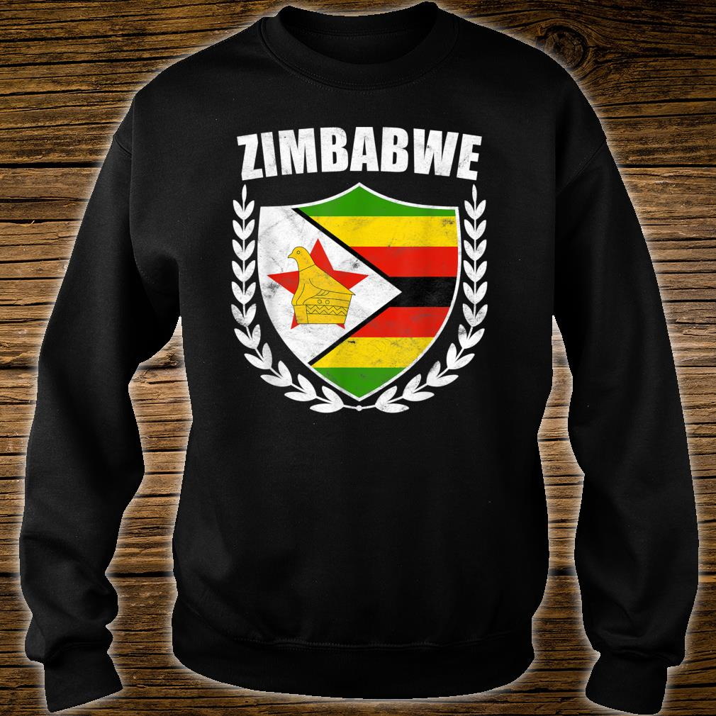 Zimbabwe Shirt sweater